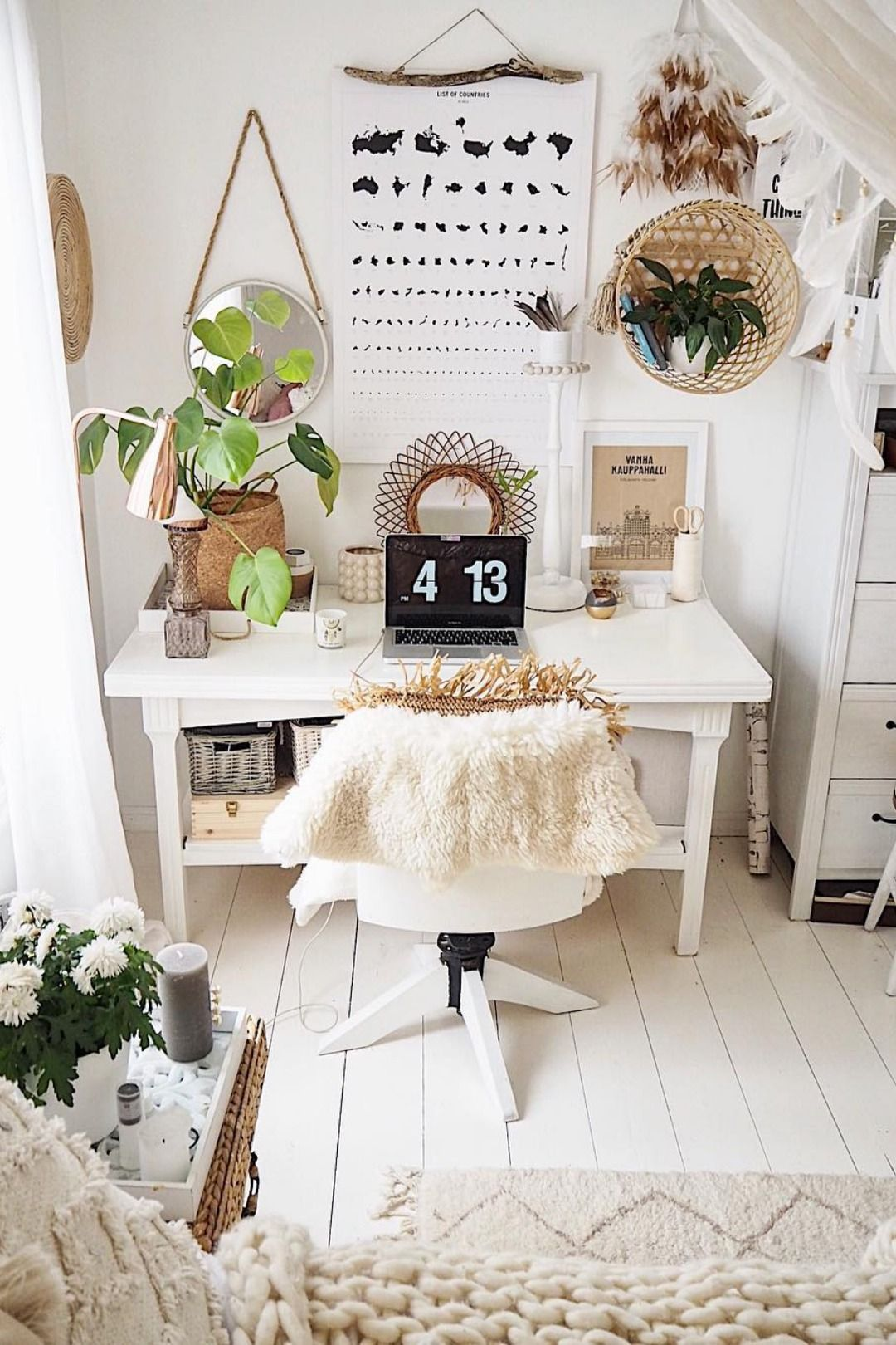 Boho Office Basic Line