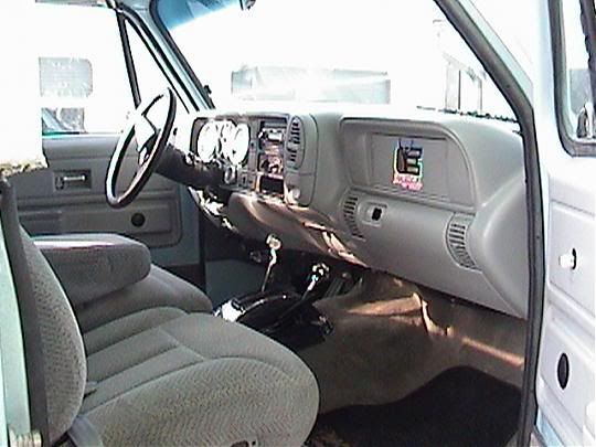 Make Chevrolet Model Silverado Year 1996 Body Style Pickup Trucks Exterior Color Light Blue Silver I Chevrolet Silverado Body Style Colorful Interiors