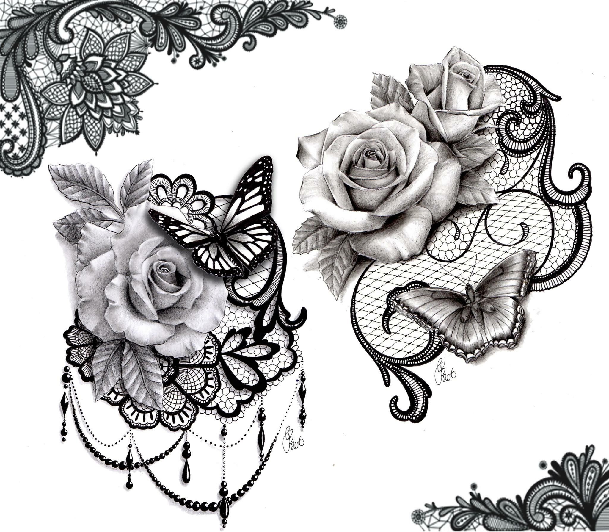 Tattoo Designs Rose: 5 Reasons Why You Should Get A Tattoo