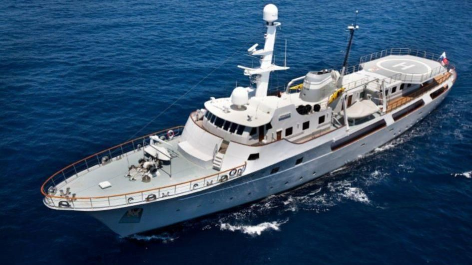 Top 20 Classic Yachts With Images Expedition Yachts Boat