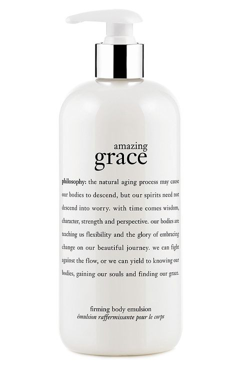 Body Firming Products To Get Ready For Bikini Season Philosophy Amazing Grace Amazing Grace Perfume Body Firming