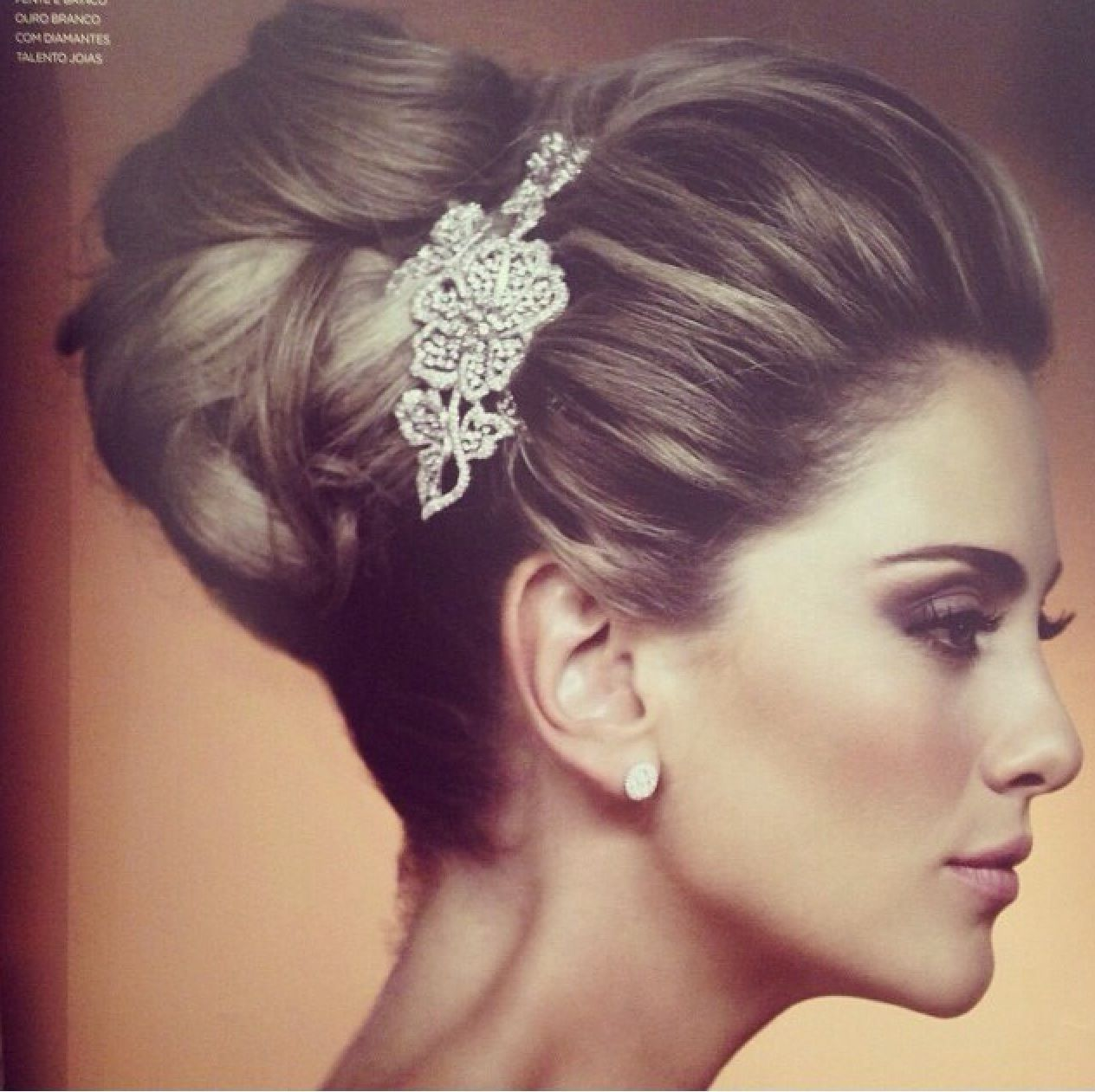 Pin by fashion world on beauty zone pinterest wedding hair