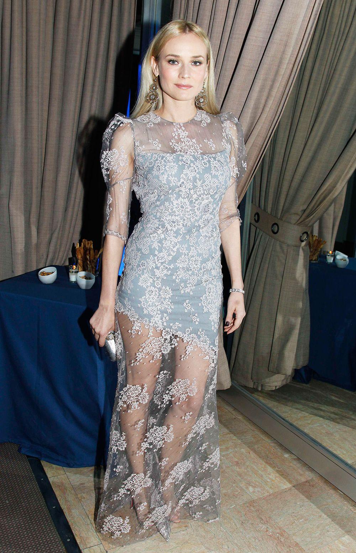 Wedding dress nip slip   Shades of Grey dresses Diane Kruger in a grey dress  Best