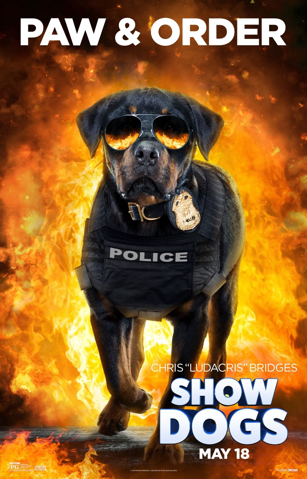 Download Show Dogs Full-Movie Free