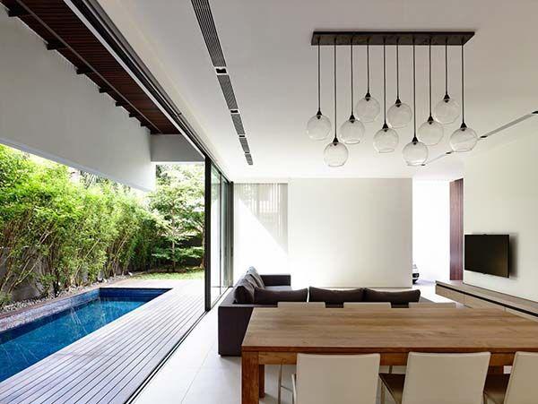 Stunning Semi Detached House In Singapore Eng Kong Garden Com
