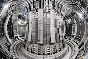 The next-generation ITER project, the international experiment that is expected to pave the way for commercial fusion power plants.