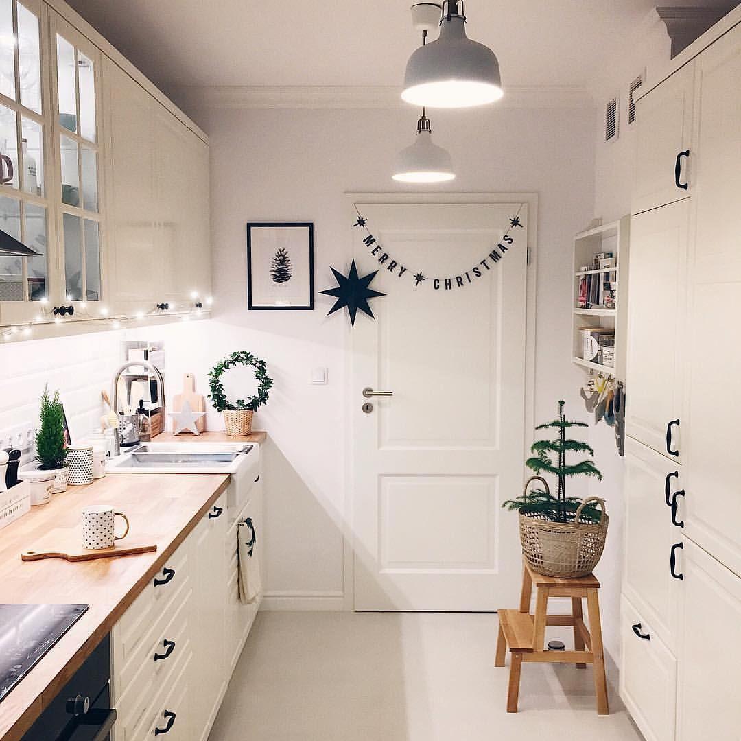 Il bianco e il legno, micro-alberelli 🌲nei 🧺 cesti e ...
