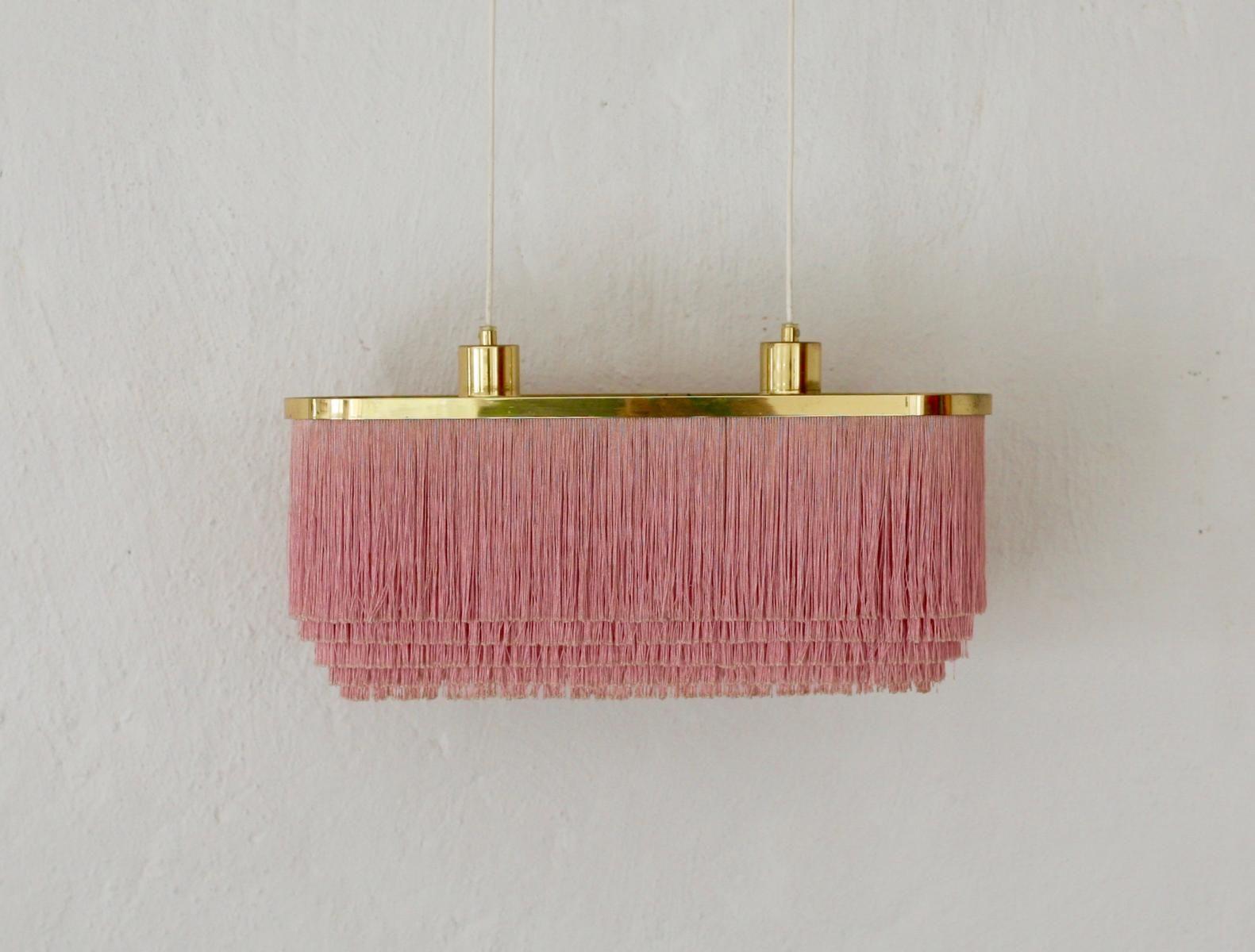 t 607 fransen lampe von hans agne jakobsson 1963 1 id. Black Bedroom Furniture Sets. Home Design Ideas