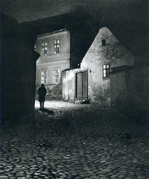 André Kertész - Budapest, 1914