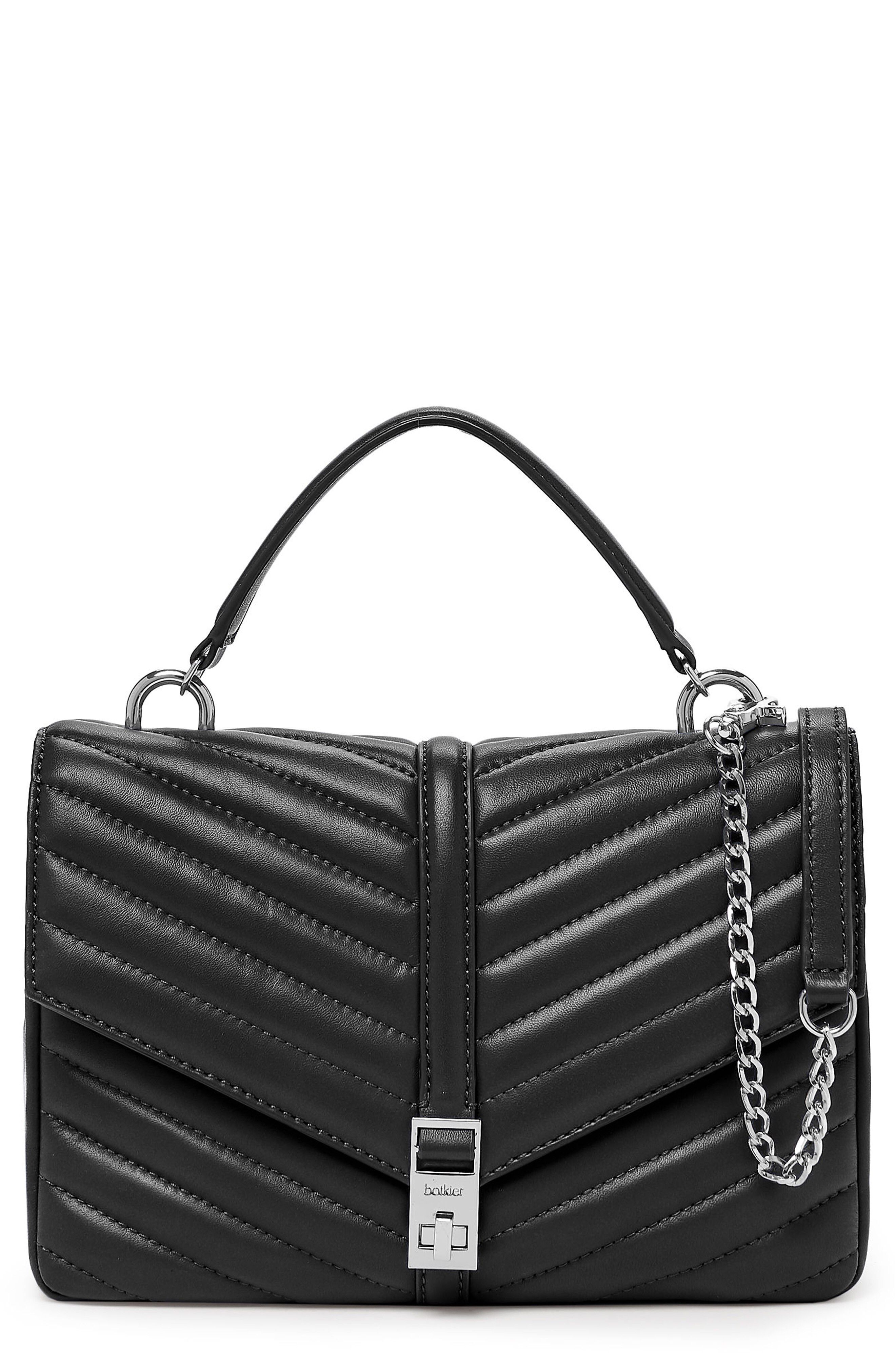 Botkier Dakota Quilted Leather Top Handle Bag Available At Nordstrom