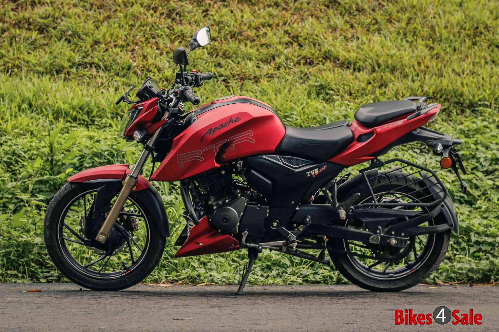 Pictures Of Tvs Apache Rtr 200 4v Motorcycle Photo 10 Download