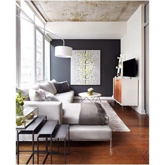 Living Room Decor Ideas Kleine Ruimte Design Woonkamer