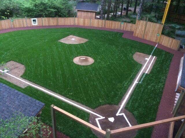 Backyard Wiffle Ball Field Backyard Baseball Backyard Sports Wiffle
