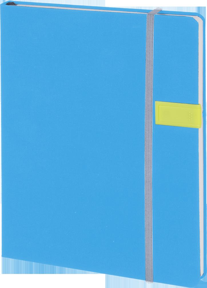 Hochwertiges Notizbuch mit einem integrierten Kunststoff USB Stick fixiert im Rahmen. Ein Lesezeichen, ein Elastik Band, eine farbige Weltkarte, viele hilfreiche Informationsseiten und eine integrierte Frosch Tasche für Visitenkarten oder Notizen machen das Buch zu einem perfekten Begleiter.