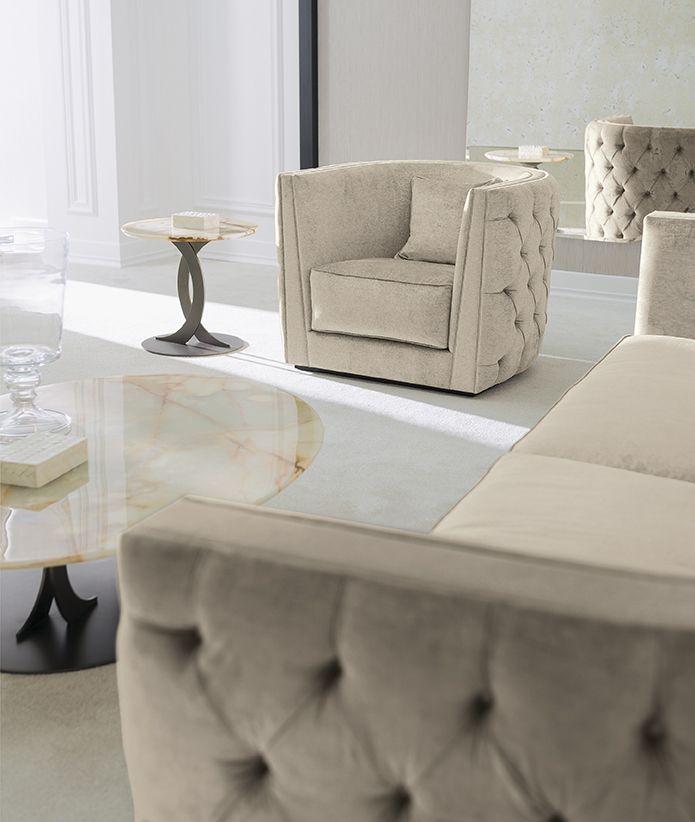 Luxury Design Living Room Furniture LEANDRO Sofa