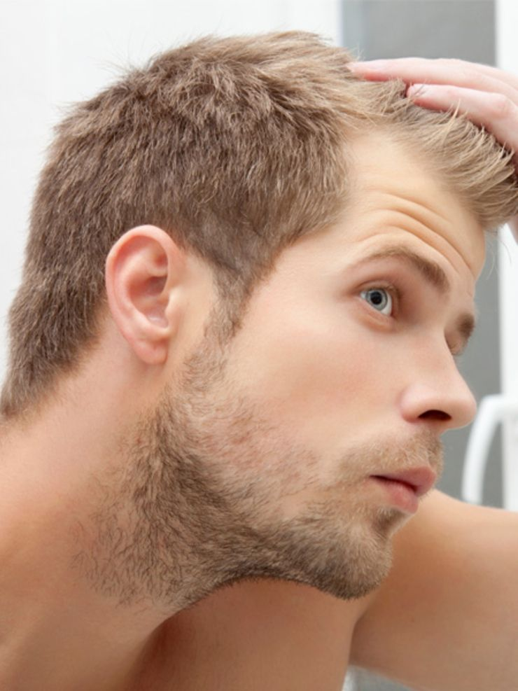 The Best Haircuts For Guys With Thinning Hair Places To Visit