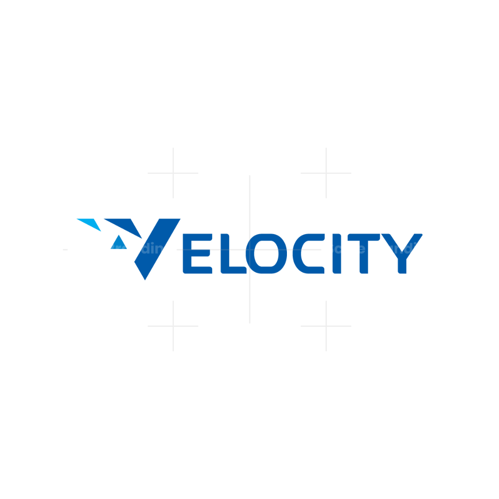 Velocity Logo Logo Word Transportation Logo Word Mark Logo