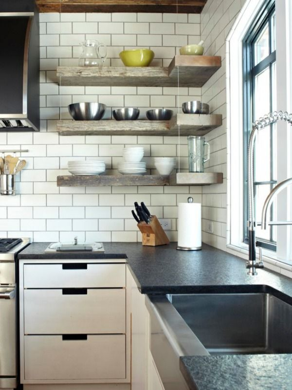 SpaceSaving Corner Shelves Design Ideas In 40 Kitchen Dining Awesome Corner Shelving For Kitchen