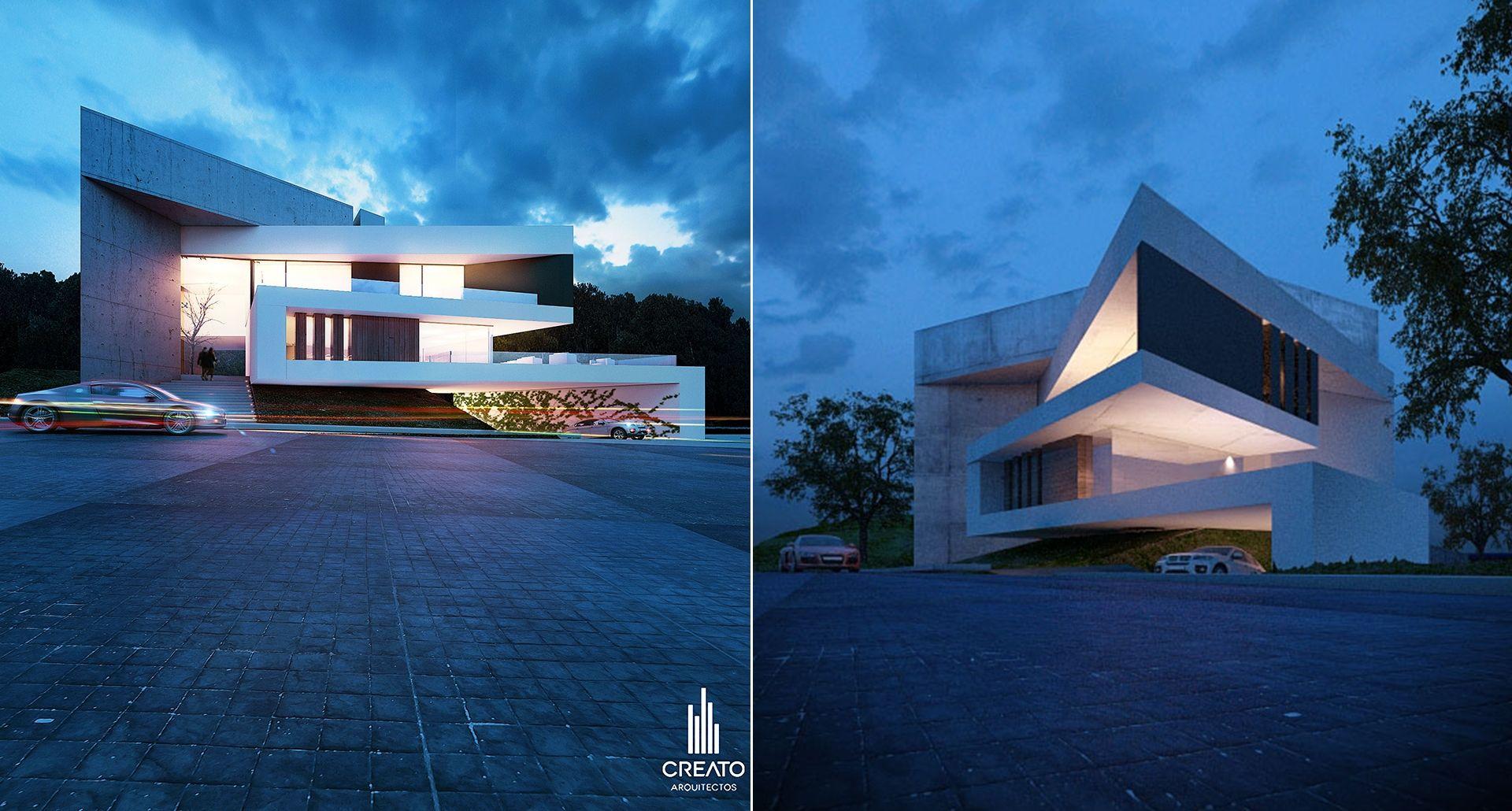 CASA PRADERA / Guadalajara, México | creato Arquitectos ...