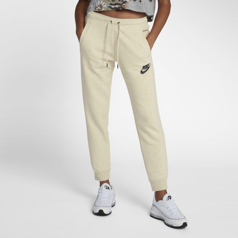 Nike Sportswear Rally Women's Trousers Cream | Trousers