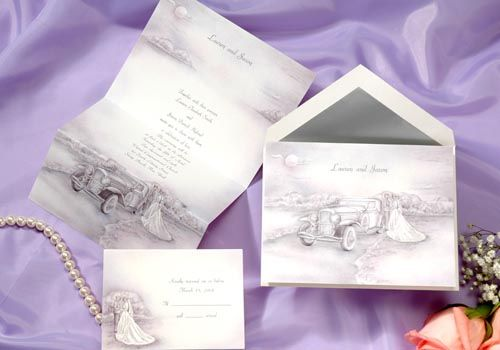 wedding invitations by printworks personalized invitations