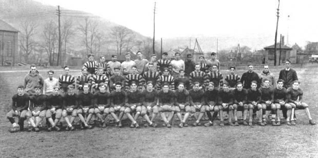 Oil City High School Oil City Pa Football Team 1928 Venango