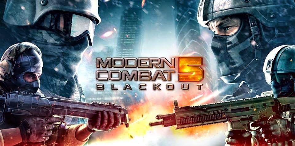 Modern combat 5 blackout (модерн комбат 5 затмение): скачать на.
