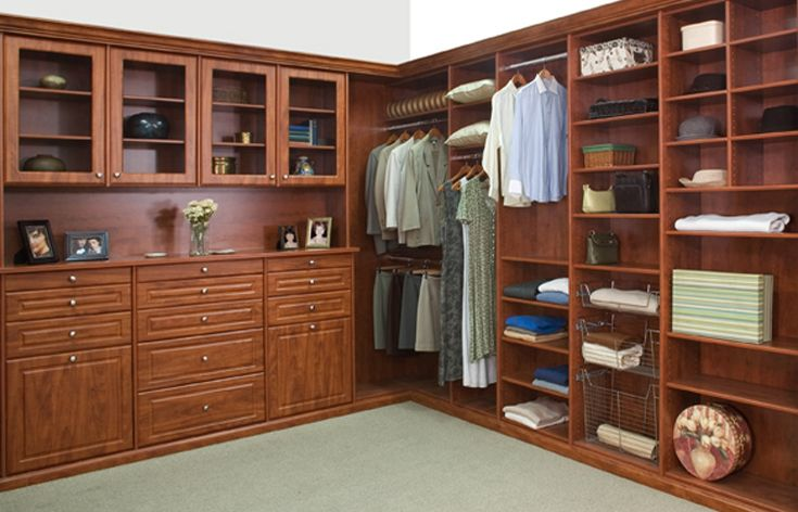 Closets By Design Custom Closet Organizers Systems Garage Cabinets Pantry Laundry Room