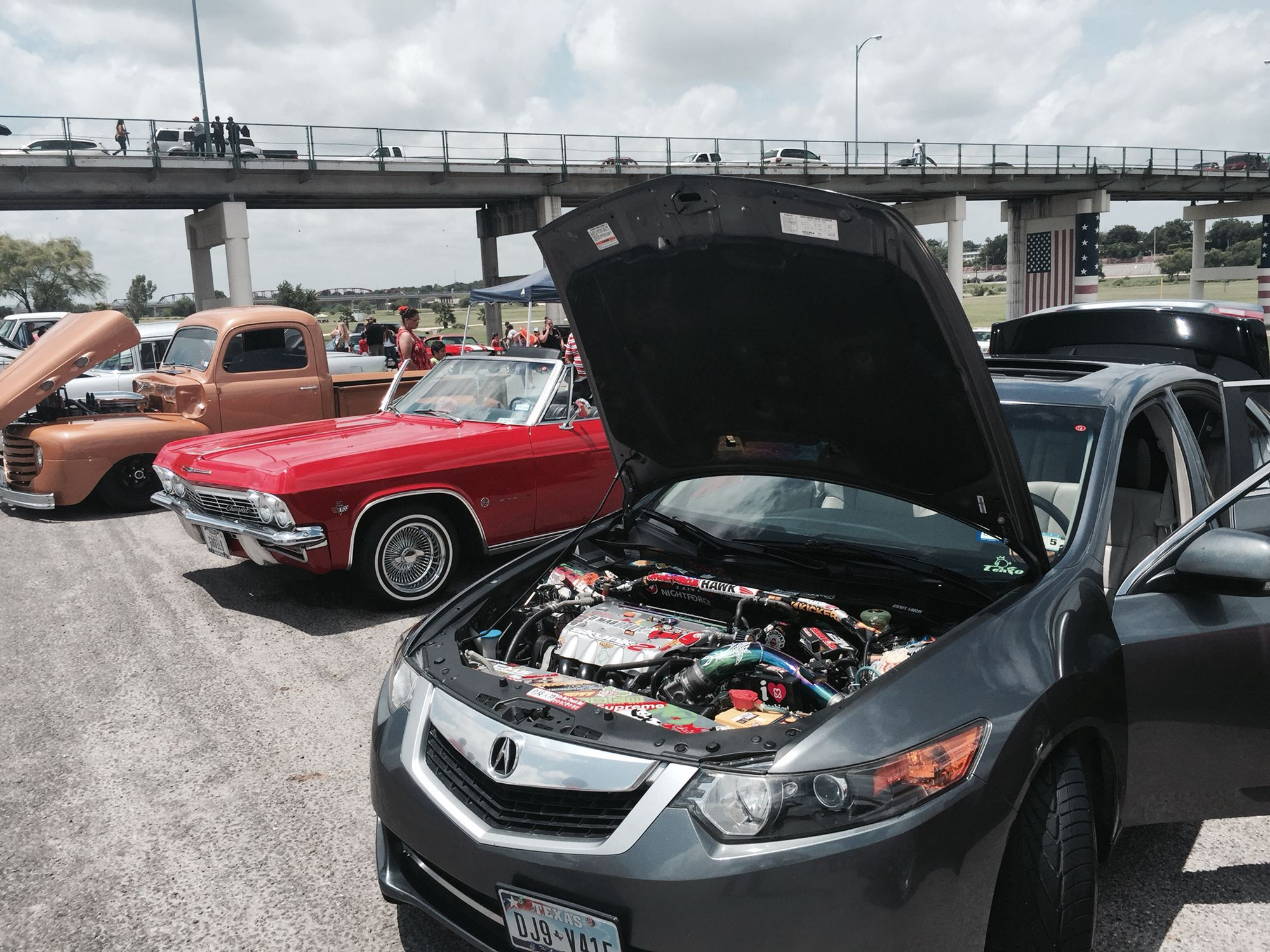 Car show pic cu2 tsx acura