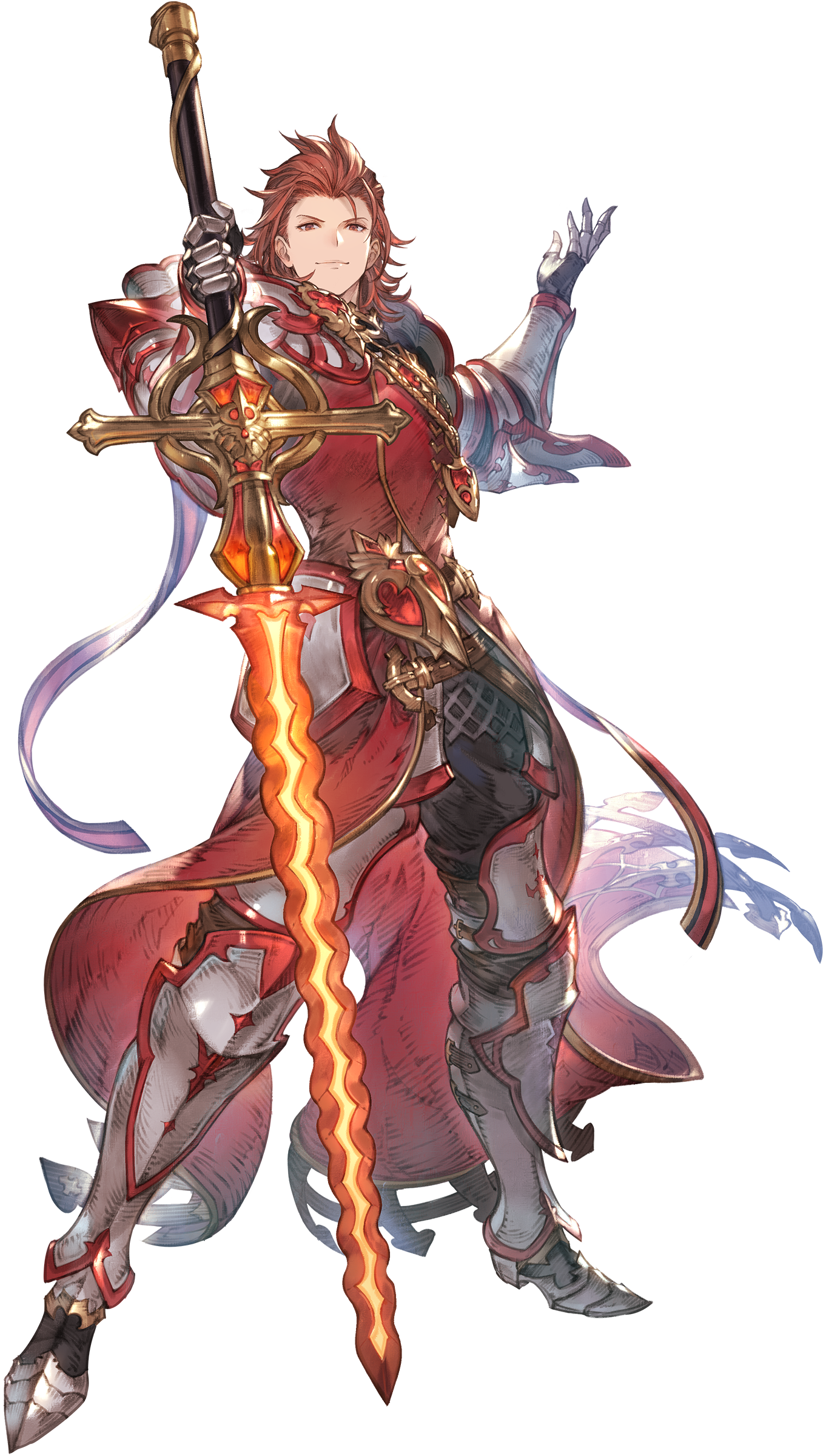 Photo of Percival from Granblue Fantasy Versus by Minaba Hideo