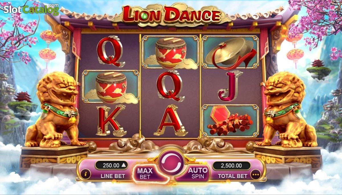 Lion Dance Slot Online