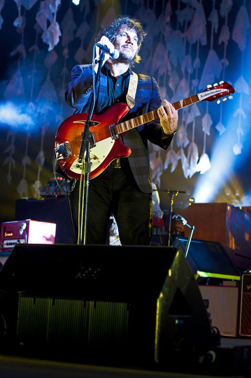 Photos: Wilco in Central Park | Jeff Tweedy / Wilco ...
