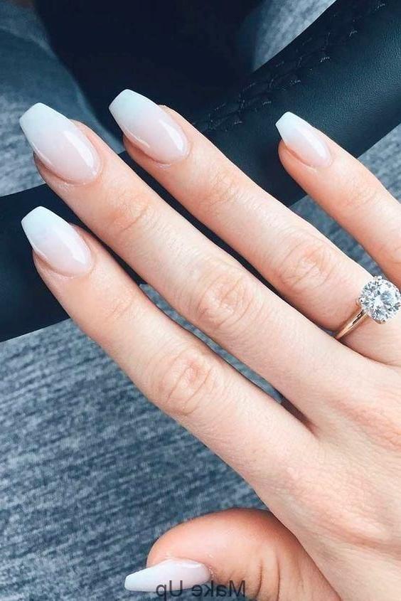30 exquisite ideas for wedding nails for elegant brides ...