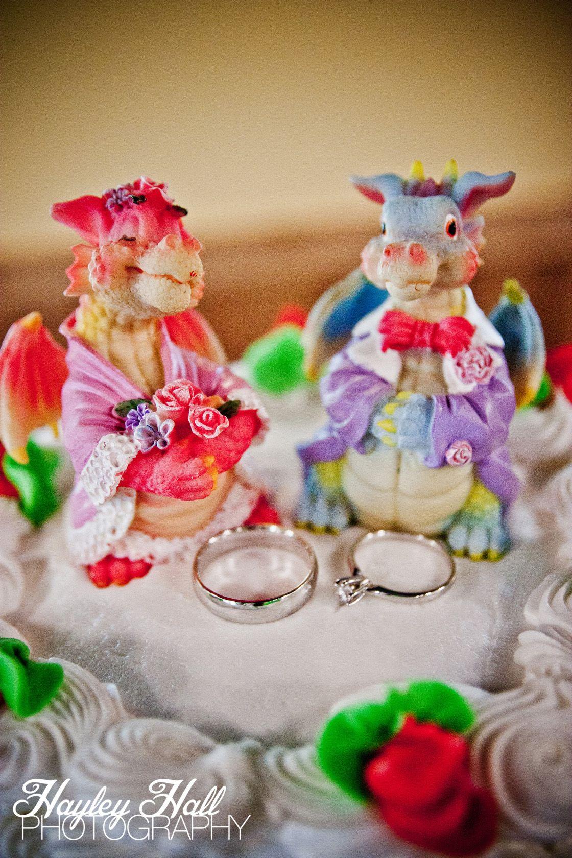Tyler Texas Wedding Photography Cake Cute Topper Rings