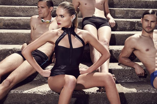 Playboy hot model charlie riina sexy bikini pictures