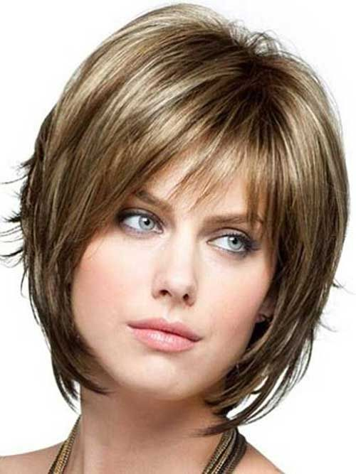 Short Layered Bob Cuts Bob Hairstyles 2015 Short Hairstyles For