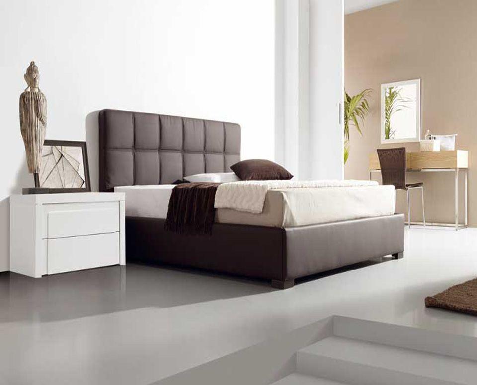 Cabeceros de cama tapizados camas tapizadas cabecero y - Tapizar cabezal cama ...