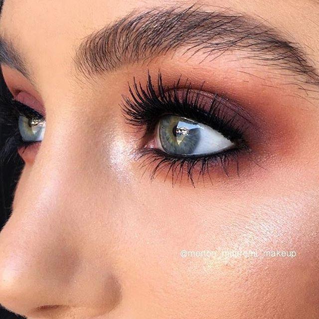 EyeGalore™  Natural brows and smokey eye #naturalbrows