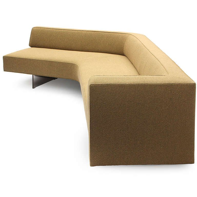 Omnibus Sectional Sofa By Vladimir Kagan | From a unique collection ...