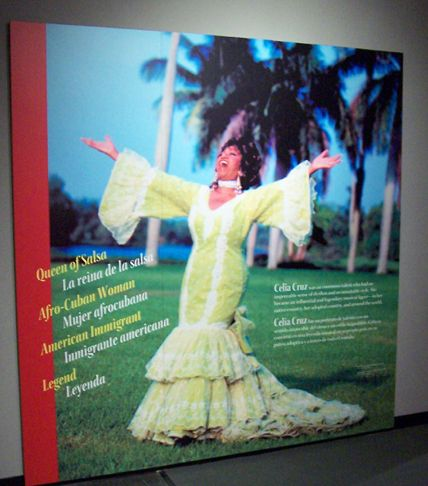 ¡Azúcar! The Life and Music of Celia Cruz - Free Online Exhibition from the Smithsonian