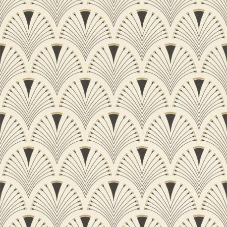 Epingle Par Christel Lacoste Sur Chambre Papier Peint Fond D Ecran Creme Papier Peint Art Deco