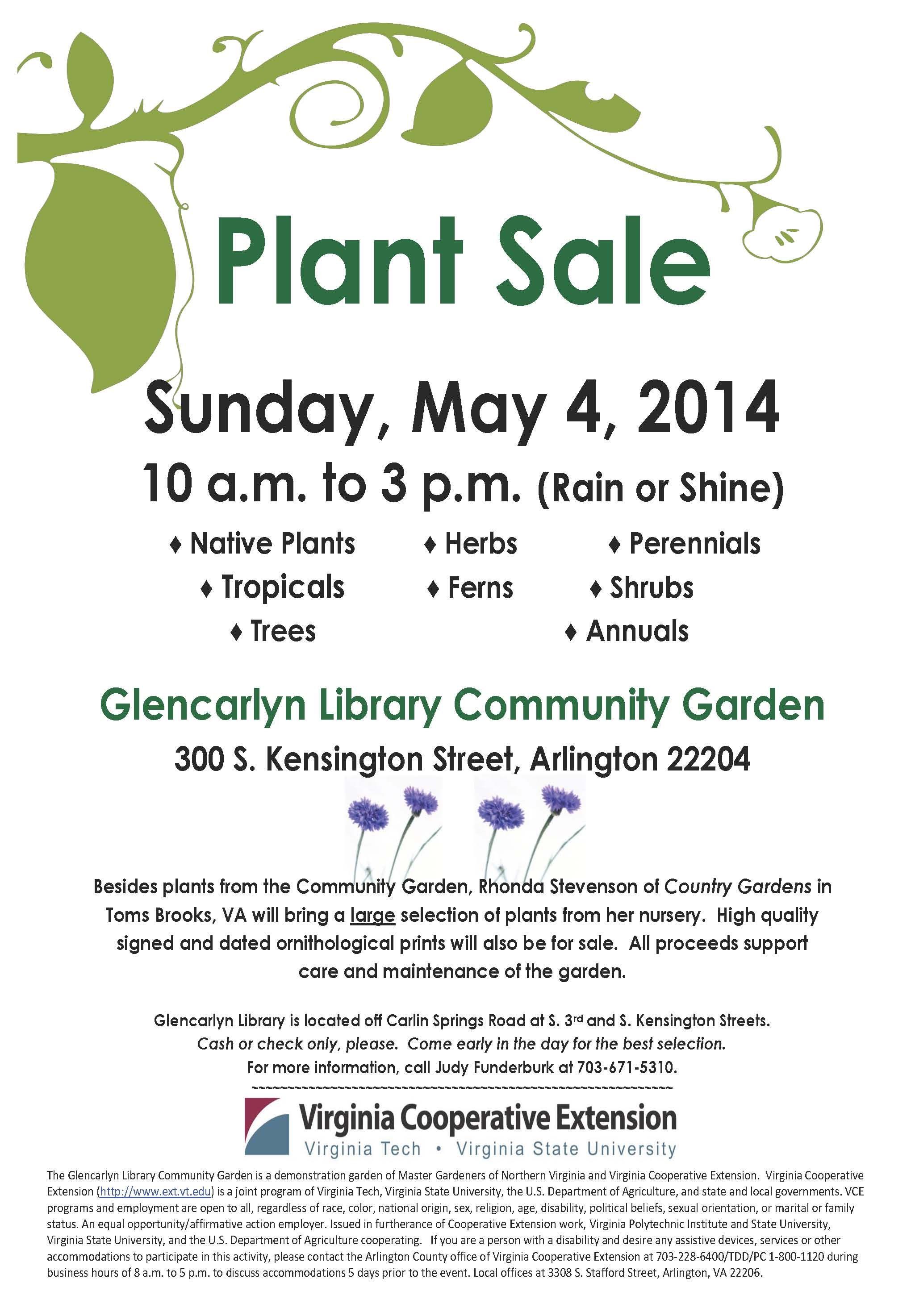 7449d2feb12694937489d21aa9be9061 - Washington County Master Gardeners Plant Sale
