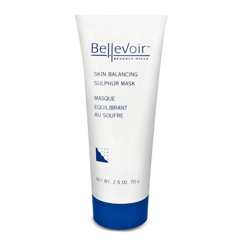 Pro Skin Balancing Sulfur Mask Bellevoir Skin Care Skin Balancing Hydrating Mask Skin Lotion