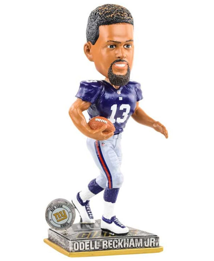 size 40 d26c7 11f4e Forever Collectibles Odell Beckham Jr. New York Giants ...