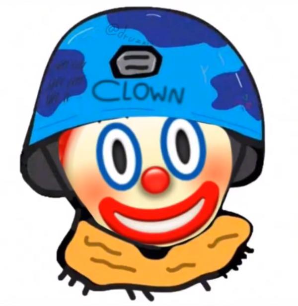 Tiktok Clown Profile Picture Tiktok Clown Profile Pictures Profile Picture Clown Snapchat Funny