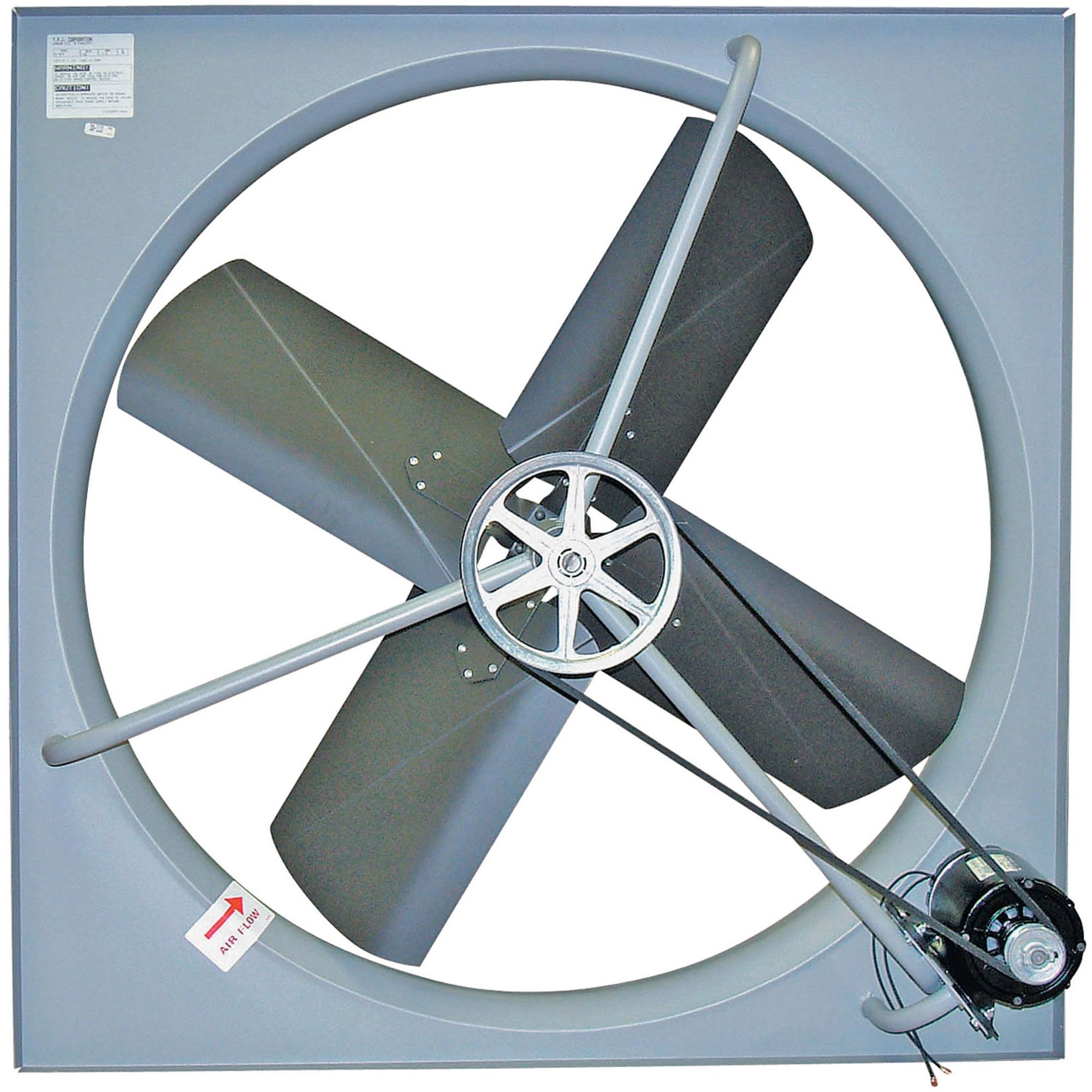 Exhaust Fan Belt Driven Exhaust Fan Wall Exhaust Fan Fan