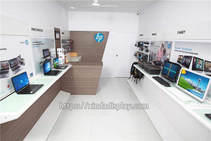 Modern Computer Shop Counter Design Store Design Interior Electronics Store Design Computer Shop
