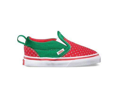 8408e0b06b2 Kids Classic Strawberry Slip-on Kids Shoes