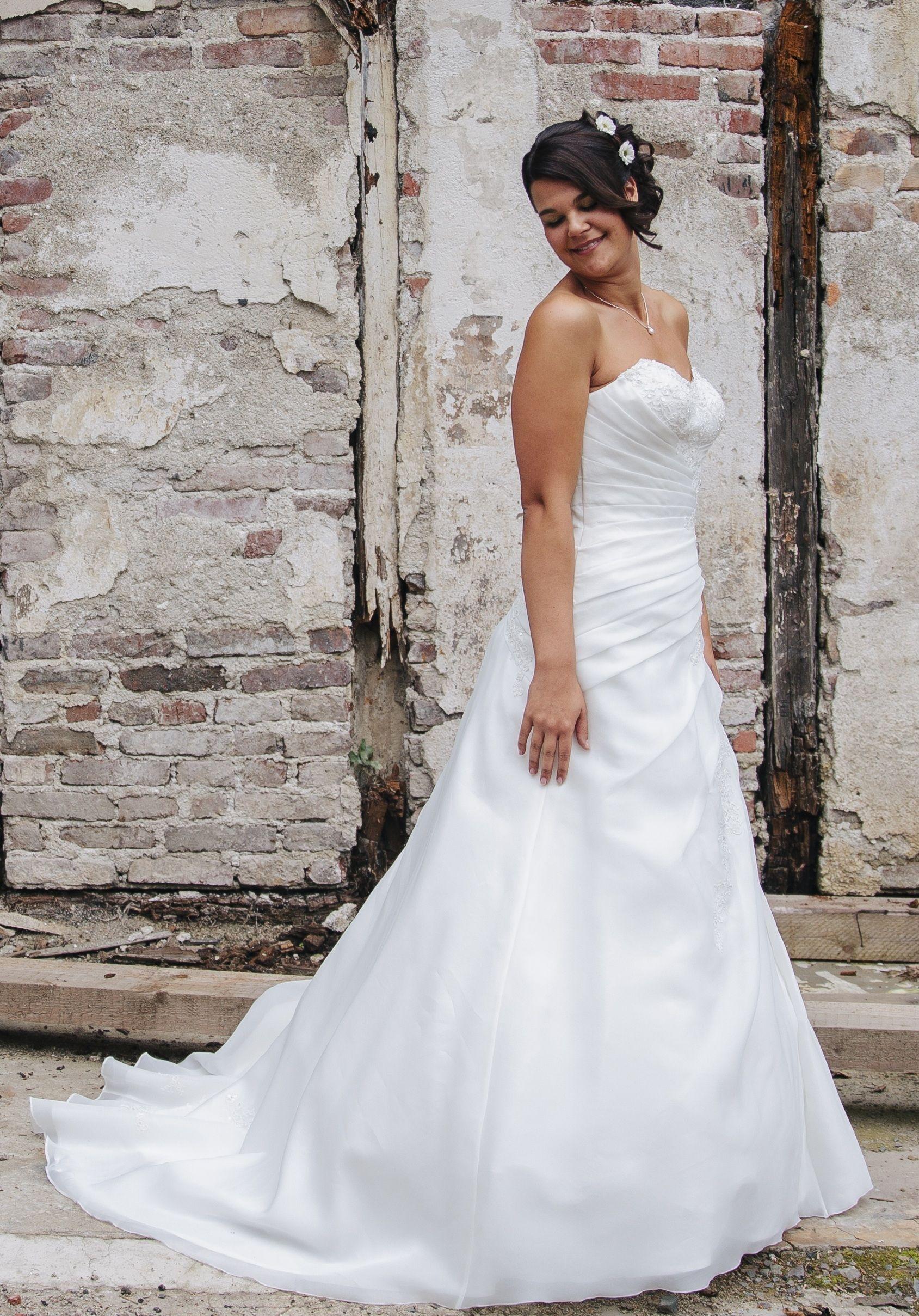 Sweetheart Brautkleid - Traumhaftes Hochzeitskleid in Größe 40 zu ...