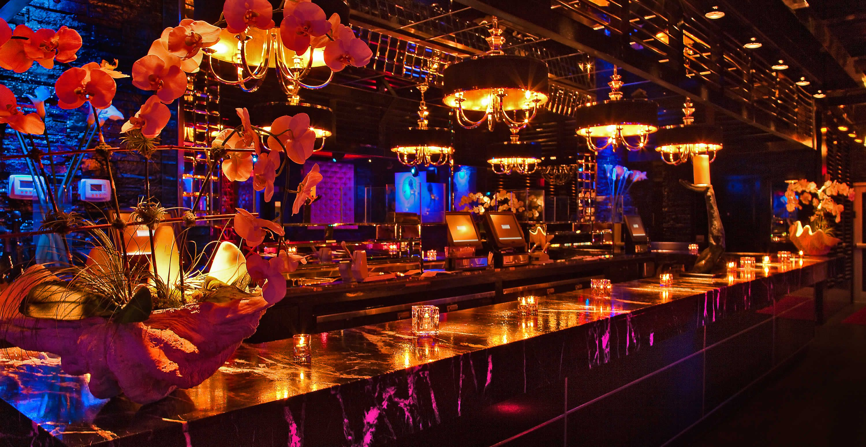Miami Night Clubs The Bentley Hotel